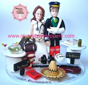 Doctor Cake Topper