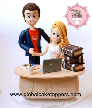 Profession Cake Topper