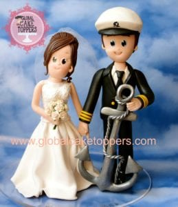 Uniform Cake Topper