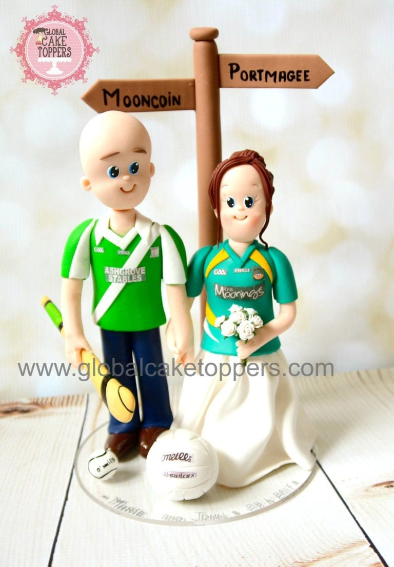 Sports Cake Topper