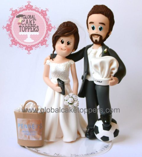 Profession Cake Toppers