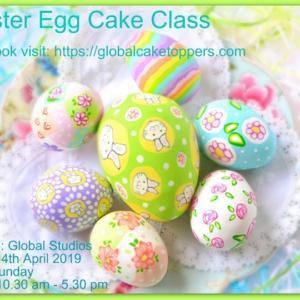 easter special sugarcraft workshop