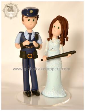 garda cake topper