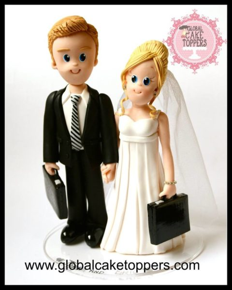 solicitor wedding cake toppers in Dublin