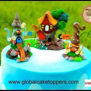 Sugarcraft Fairy Cottage Workshop