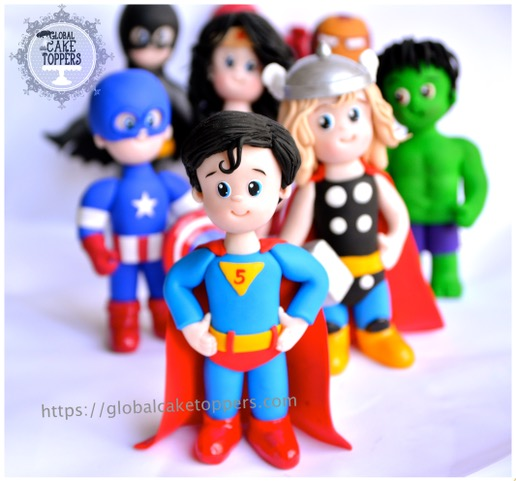 caketoppers-superheros