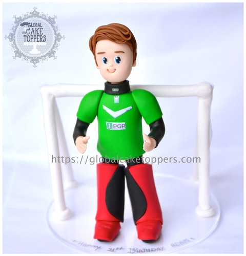 Birthday Sport Cake Topper